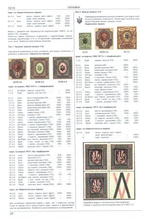 скачать каталог почтовых марок